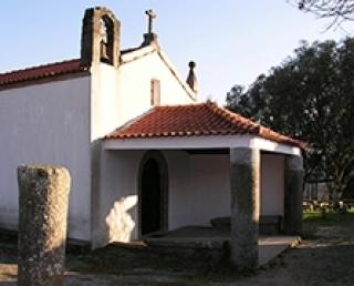 Capela de São Bartolomeu de Antas 1592