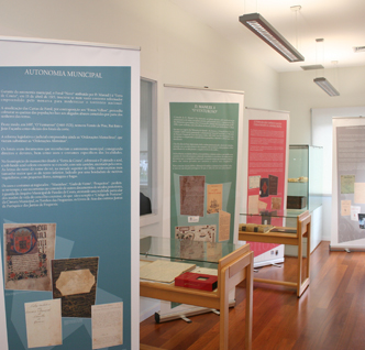 Exposição Arquivo Municipal (Permanente)
