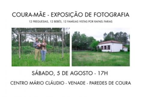 Coura-Mãe – Exposição de fotografia