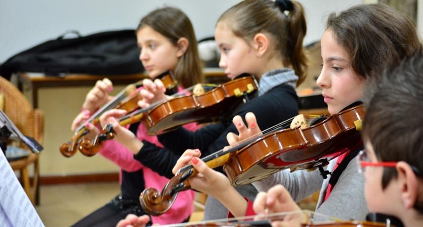 Concertos para a família
