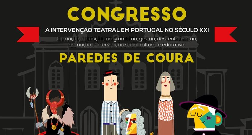 Congresso. A intervenção teatral em Portugal no séc. XXI