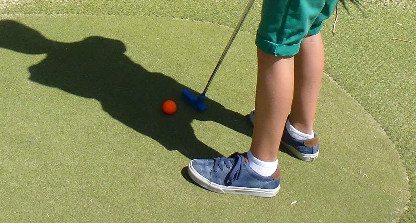 Desporto / Mini Golfe 4