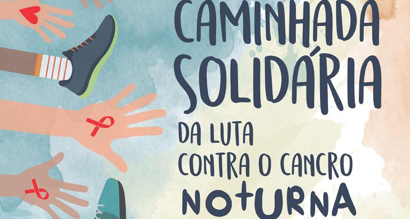 Caminhada solidária da luta contra o cancro - noturna 4