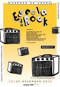Já estão a decorrer as inscrições para a 4ª edição da Escola do Rock – Paredes de Coura 1
