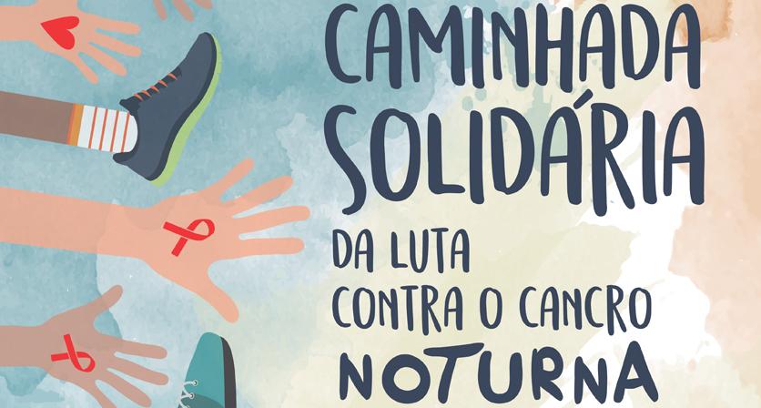 Caminhada solidária da luta contra o cancro - noturna 6