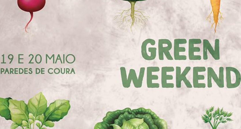 "Paredes de Coura acolhe terceira ""Green Weekend"""