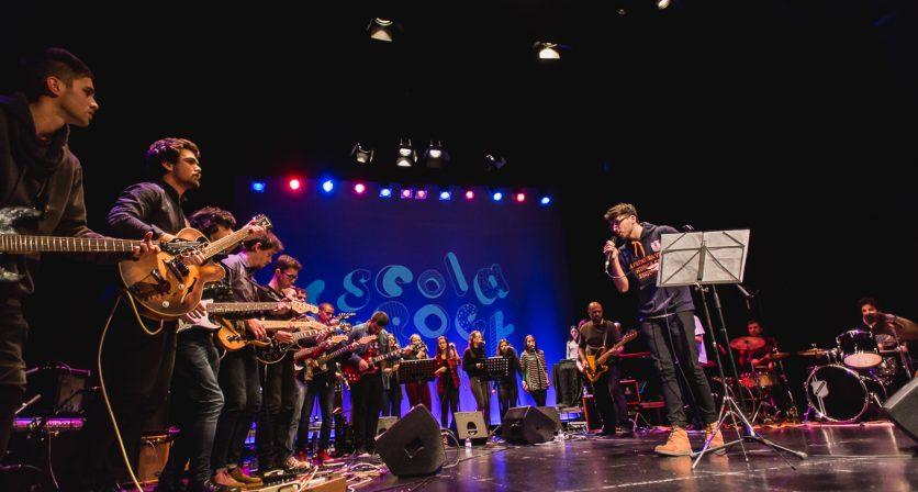 Escola do Rock de Paredes de Coura repete Serralves em Festa com formação reforçada