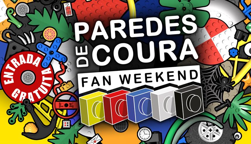 Paredes de Coura LEGO® FAN WEEKEND'18