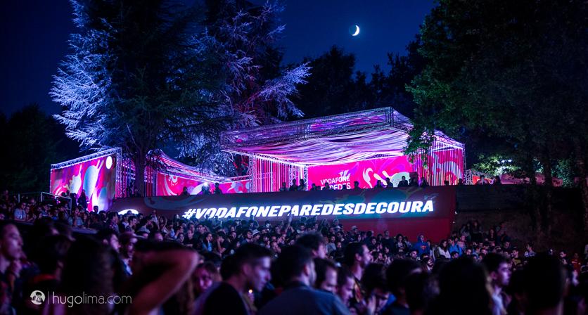 Festival Vodafone Paredes de Coura 1