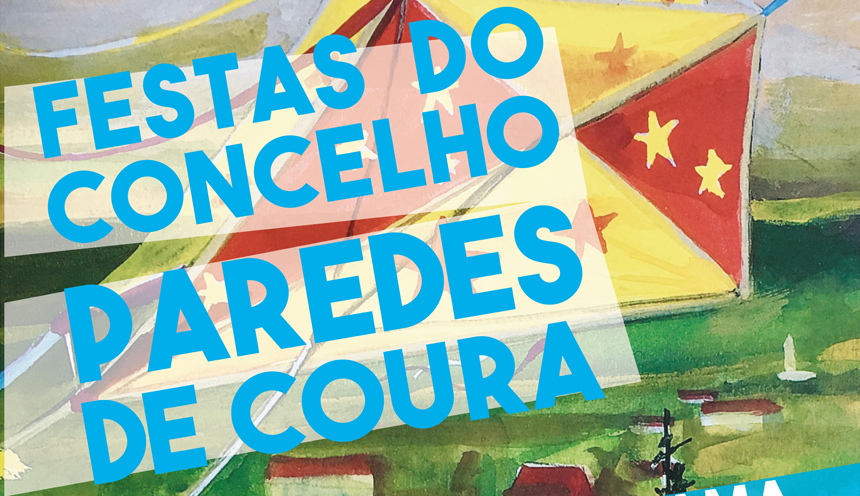 António Zambujo encerra as Festas do Concelho de Paredes de Coura