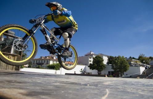 Downhill Urbano e Trial Bike em Paredes de Coura