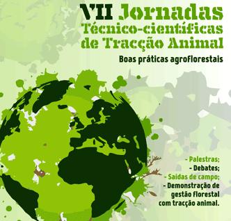 VII Jornadas Técnico-científicas de Tracção Animal