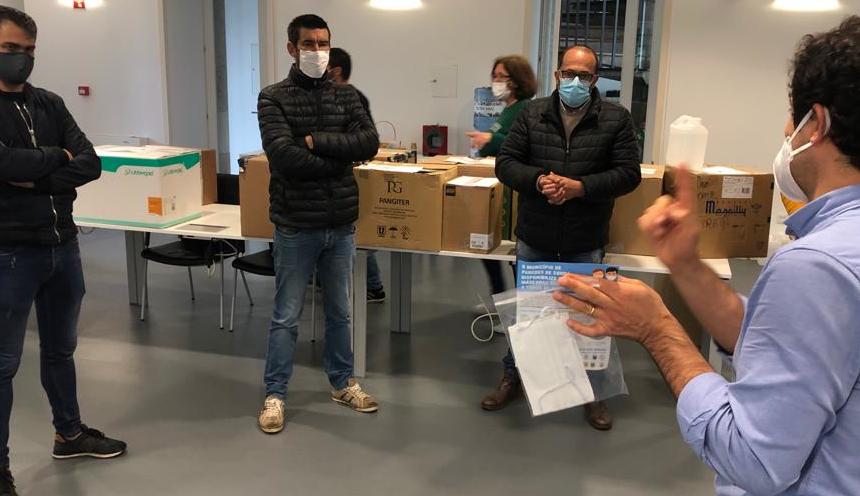 Paredes de Coura distribui 20 mil máscaras reutilizáveis e prepara reforço da economia local