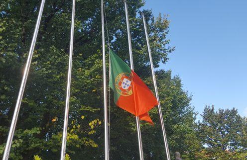 Luto Municipal pela morte de D. Anacleto, bispo de Viana do Castelo