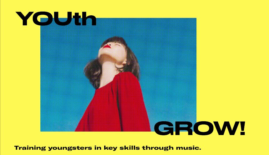 YOUth Grow – Inscrições abertas!